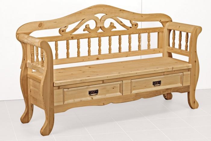 Divani letto in legno rustici decorare la tua casa - Divani letto rustici in legno ...